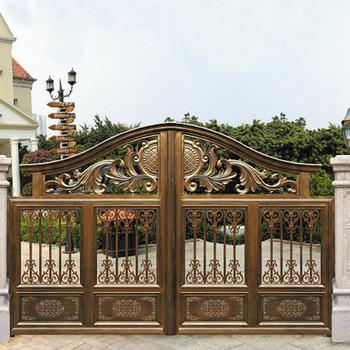 Apartment Entrance Main Gate Design For