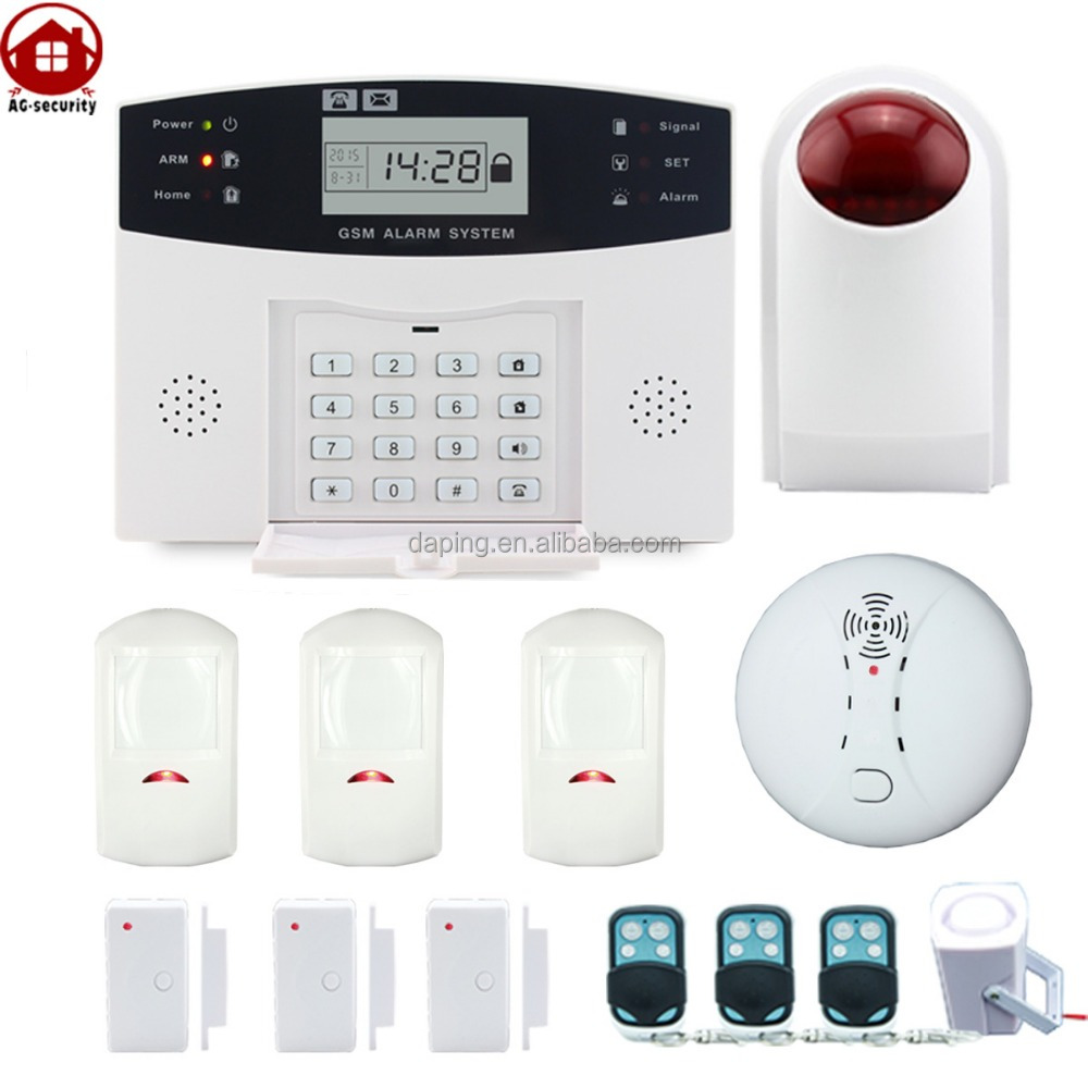 Personal Security Systems