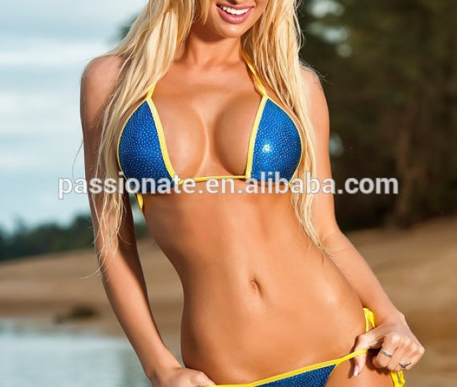 2014 High Top Quality Padded Bikini Sex Girl Micro Bikini Hot Open Young Girl Swimwear Model