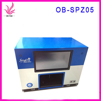 2016 Hot Digital Nail Printing Machine Diy Making