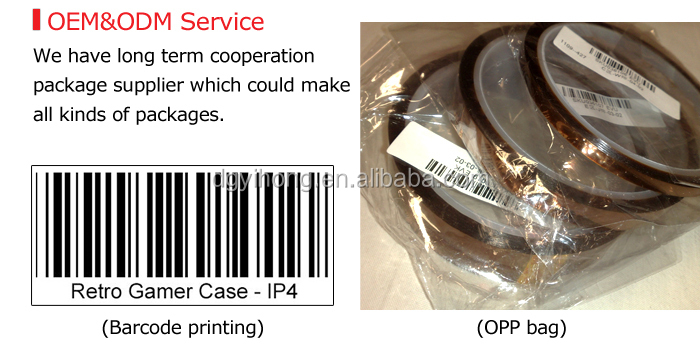 Polyimide Film Tape & Die Cut For Electronic Components