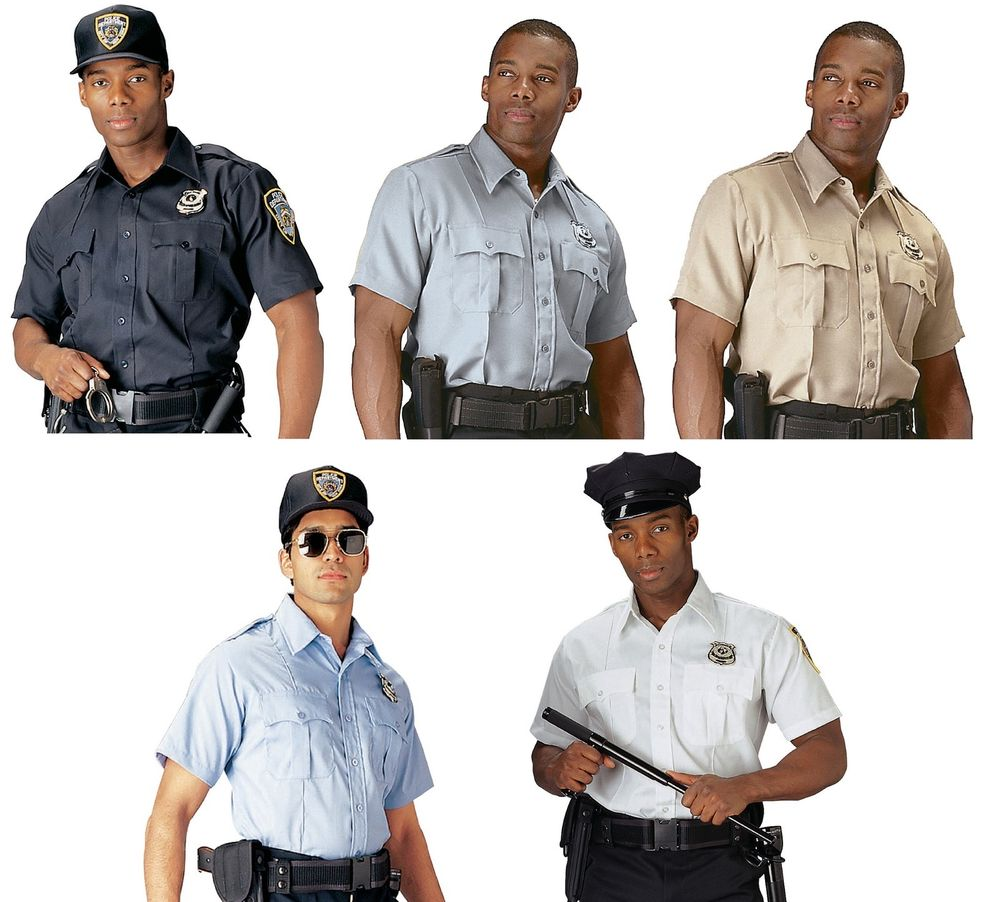 Used Security Guard Uniforms