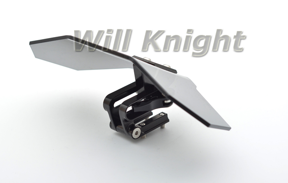 Universal Fit Tinted Wind Deflector Windshield For Suzuki