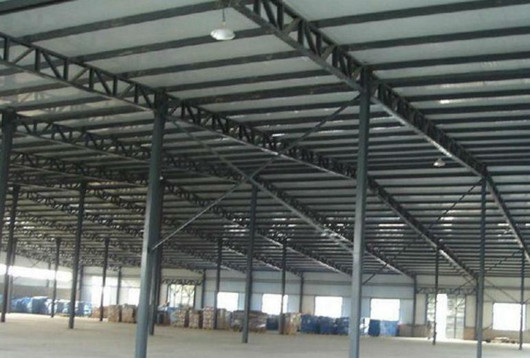 Long Span Metal Steel Roof Structure Warehouse Buy Metal