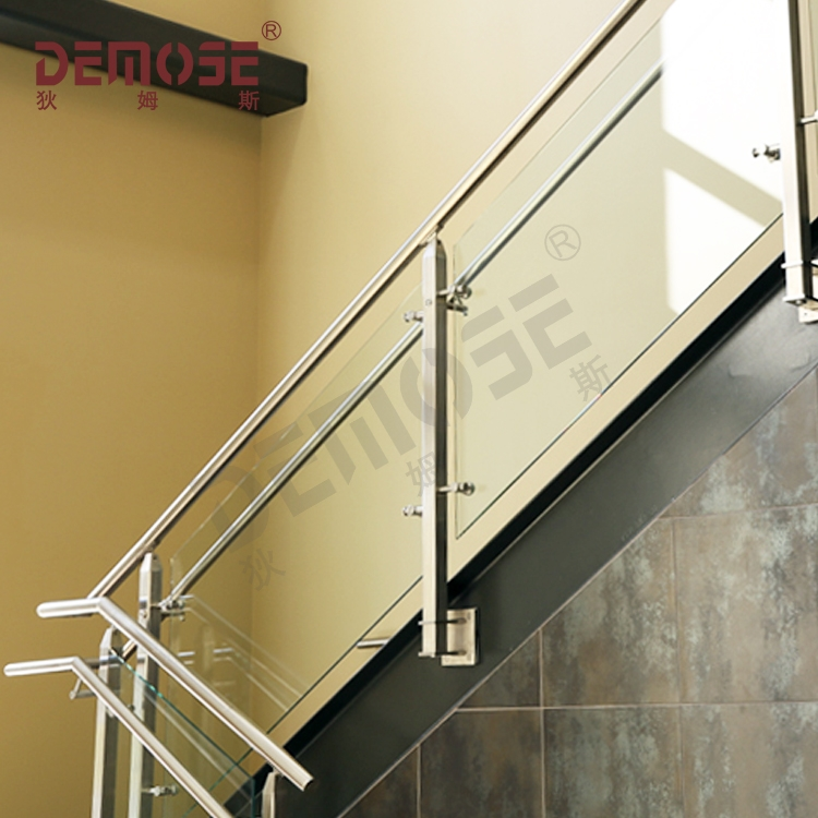 Modern Modern Banisters And Handrails Usa Buy Modern Banisters   Modern Banisters And Handrails   Oak   Minimalist Simple Stair   Modern Style   String   Grey