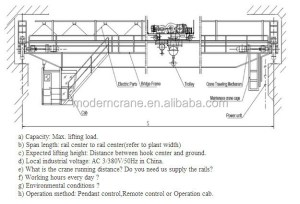 Electrical Overhead Crane Price Diagram  Buy Electrical