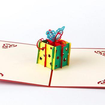 3d Pop Up Kartu Dan Amplop Lucu Hadiah Ulang Tahun Unik Pop Up Kartu