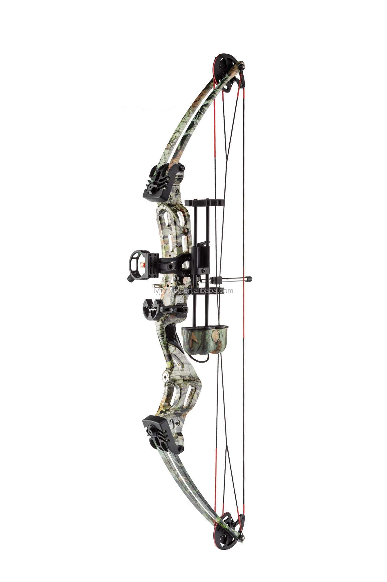 40 50lbs 50 60lbs Hunting Compound Bow Lh Amp Rh Handed