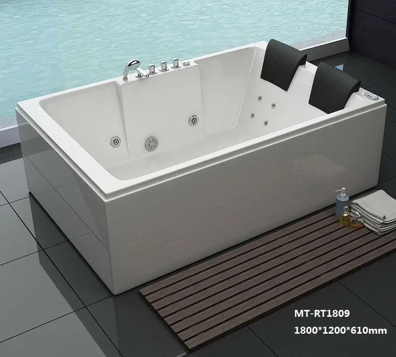 baignoire blanche pour massage hyperx 2 pour deux personnes baignoire blanche buy baignoire blanche d hydrotherapie de massage bain a remous