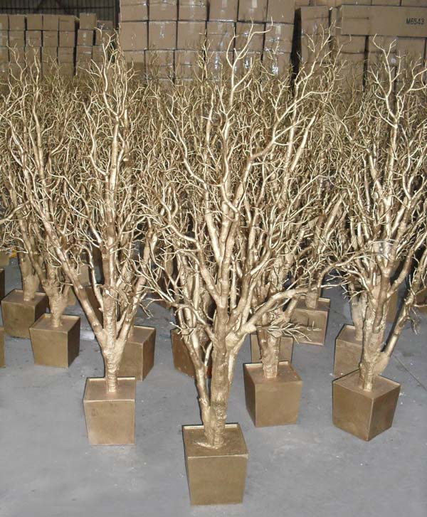 Gnw Wtr022 Dry Tree For Decoration White Winter Trees Indoor Use 8ft High Buy Dry Tree For