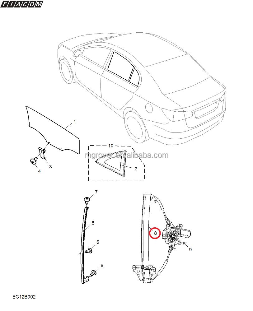 Rear window regulator rear window regulator suppliers and manufacturers at alibaba