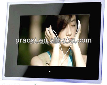 Full Sexy Hd Video Download Digital Photo Frame Digital Picture Frame 12
