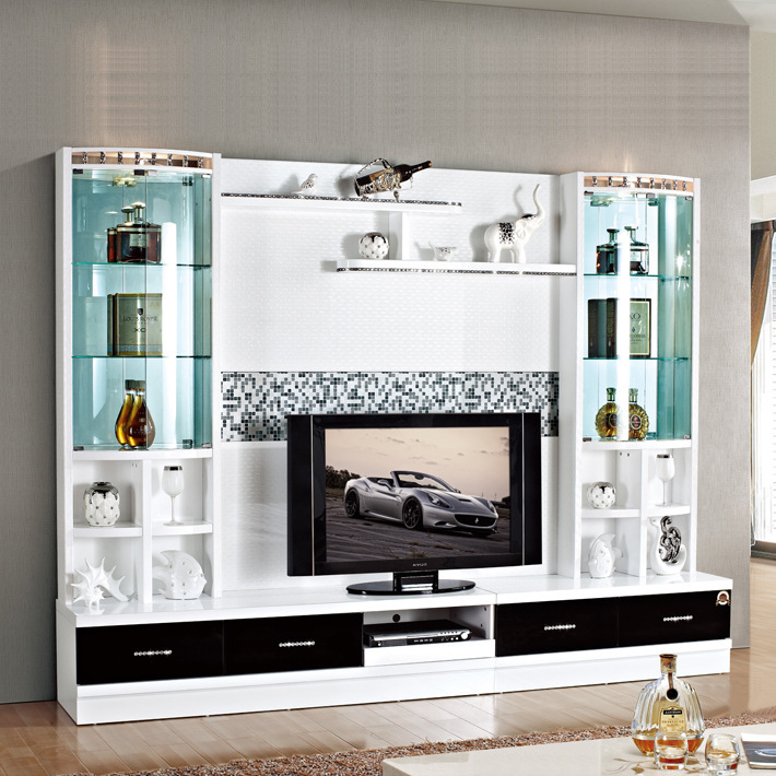 Led Tv Wall Cabinet Designs