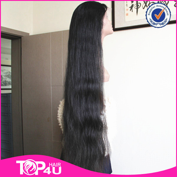 High Quality 100 Virgin Remy Human Hair 40 Inch Full Lace
