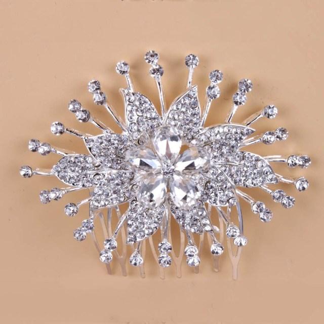 bridal wedding hair comb hair accessory indian bridal hair jewelry - buy tiara,bridal wedding,indian bridal hair jewelry product on alibaba