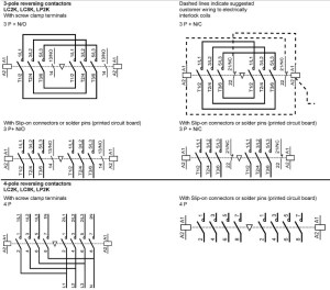 3 Pole Contactor Wiring Diagram Engine Wiring Diagram Images