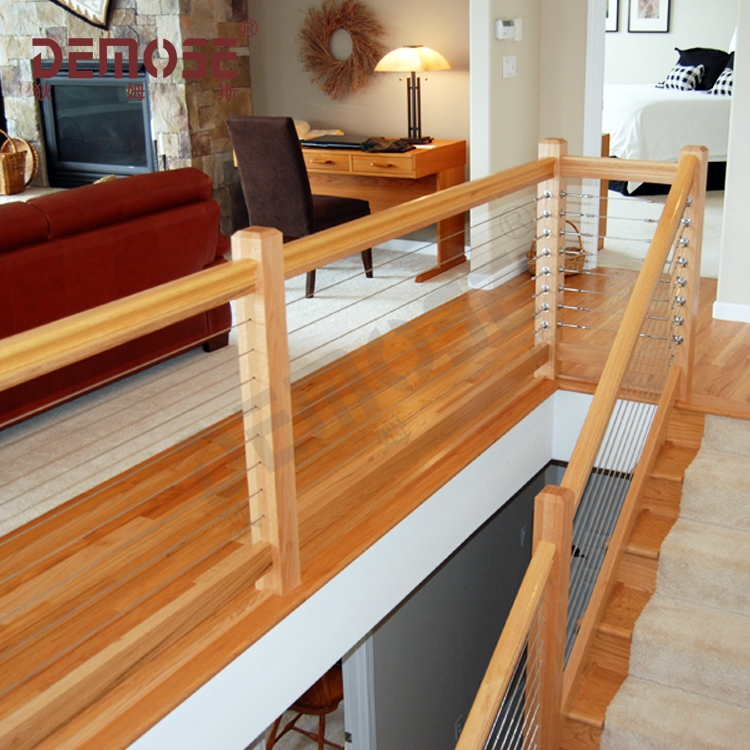 House Railing Designs Modern Stair Wood Railing For Balconies   Wooden Railing Designs For Stairs   Handrail   Different Kind Wood   Combination Wood   Interior   Indoor