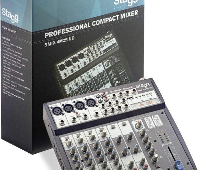 Get Quotations  C2 B7 Multi Channel Stereo Mixer W 2  Stereo Input Channels