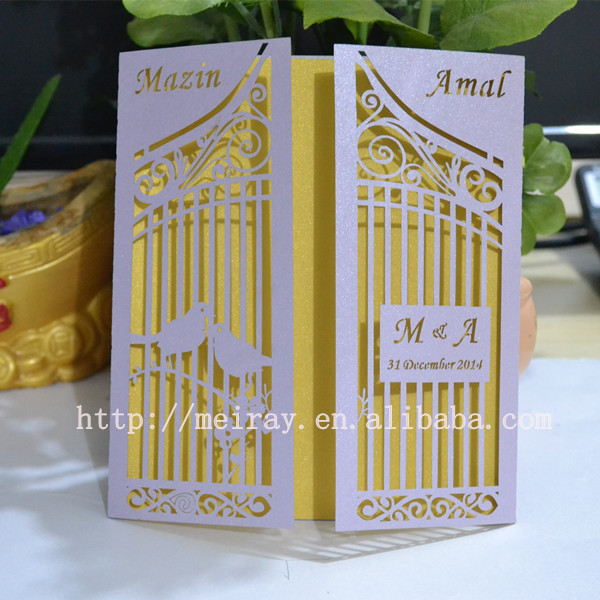Whole Bird Cages Birdcage Wedding Favor Box Laser Cut Cupcake Wrappers