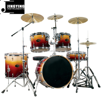 Hot Sale New 5 Pcs Drum Set For Sale   Buy Drum Set Birch Drum Set 5     Hot sale New 5 pcs Drum set for sale
