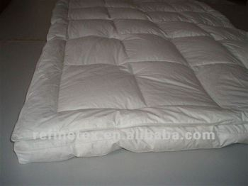 Down Feather Bed Topper