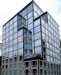 Spandrel Glass Reflection Curtain Wall