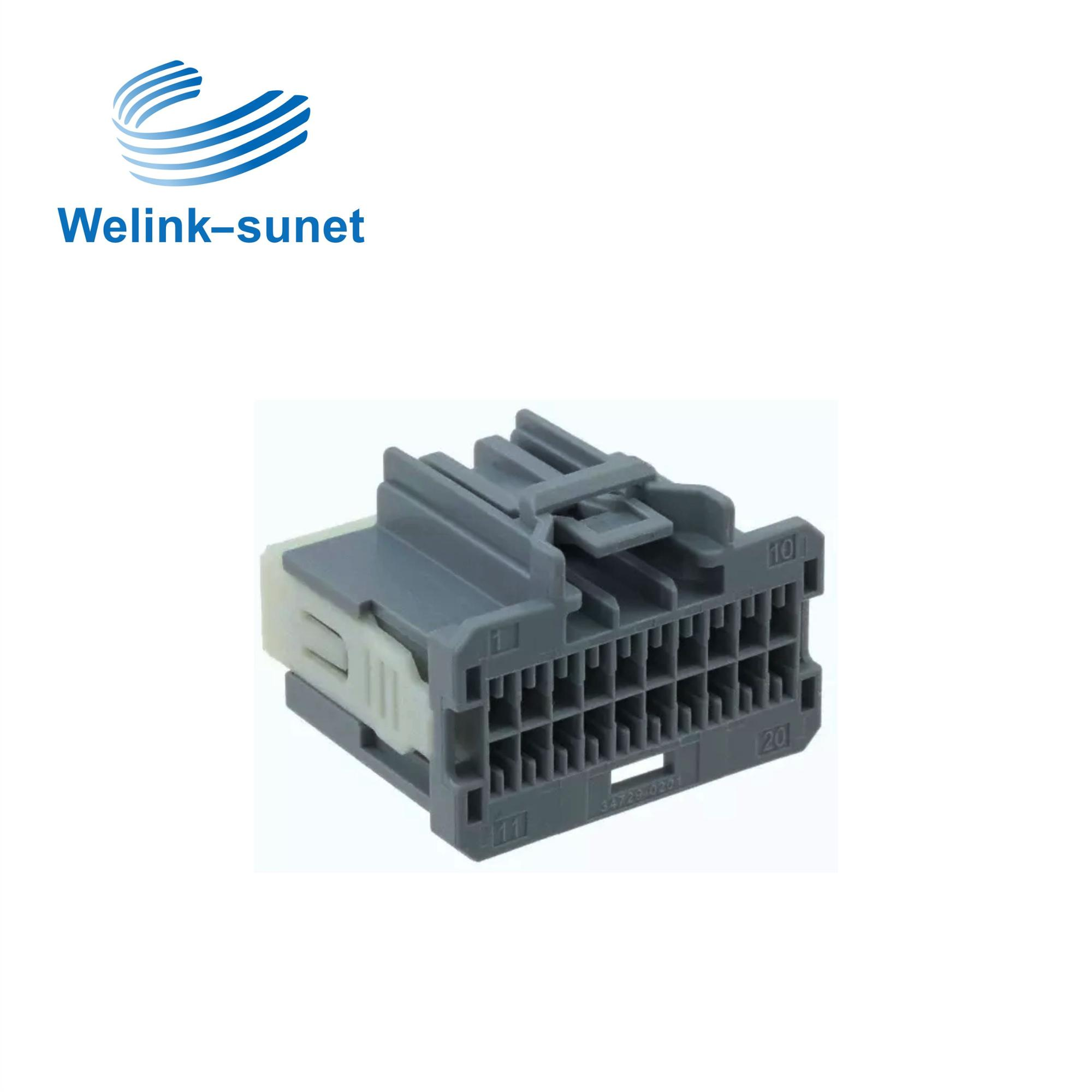 Molex And And Ul 24awg Wire Harness For