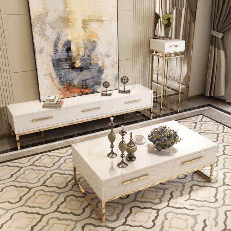 meuble tv en fer forge au design nordique moderne de luxe minimaliste en marbre pour petit appartement meuble tv buy meuble de television en marbre