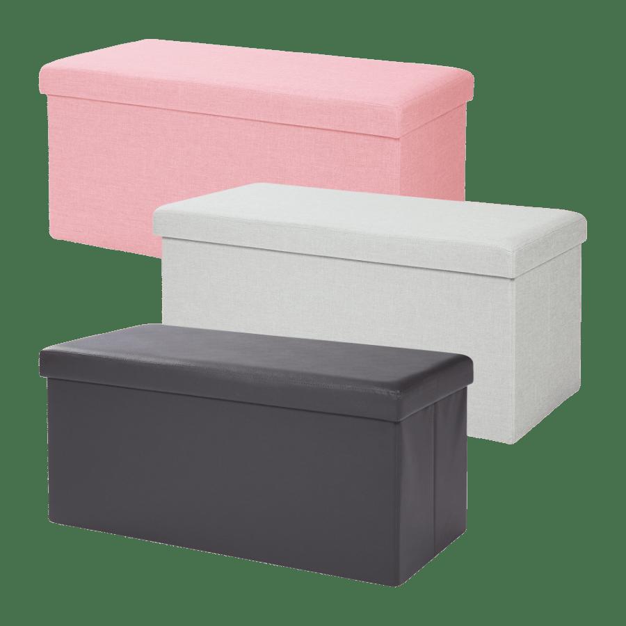 76x38x38cm size black pvc foldaway storage pouf storage stool ottoman buy suede cube storage ottoman round storage ottoman folding storage ottoman product on alibaba com