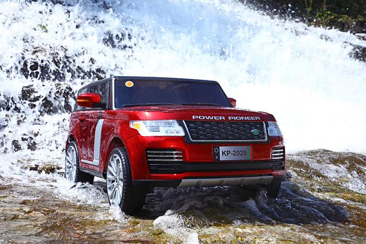 mini voiture electrique pour enfants land rover discovery 2 places jouet pour enfants conduite buy voiture electrique enfants voiture electrique 2