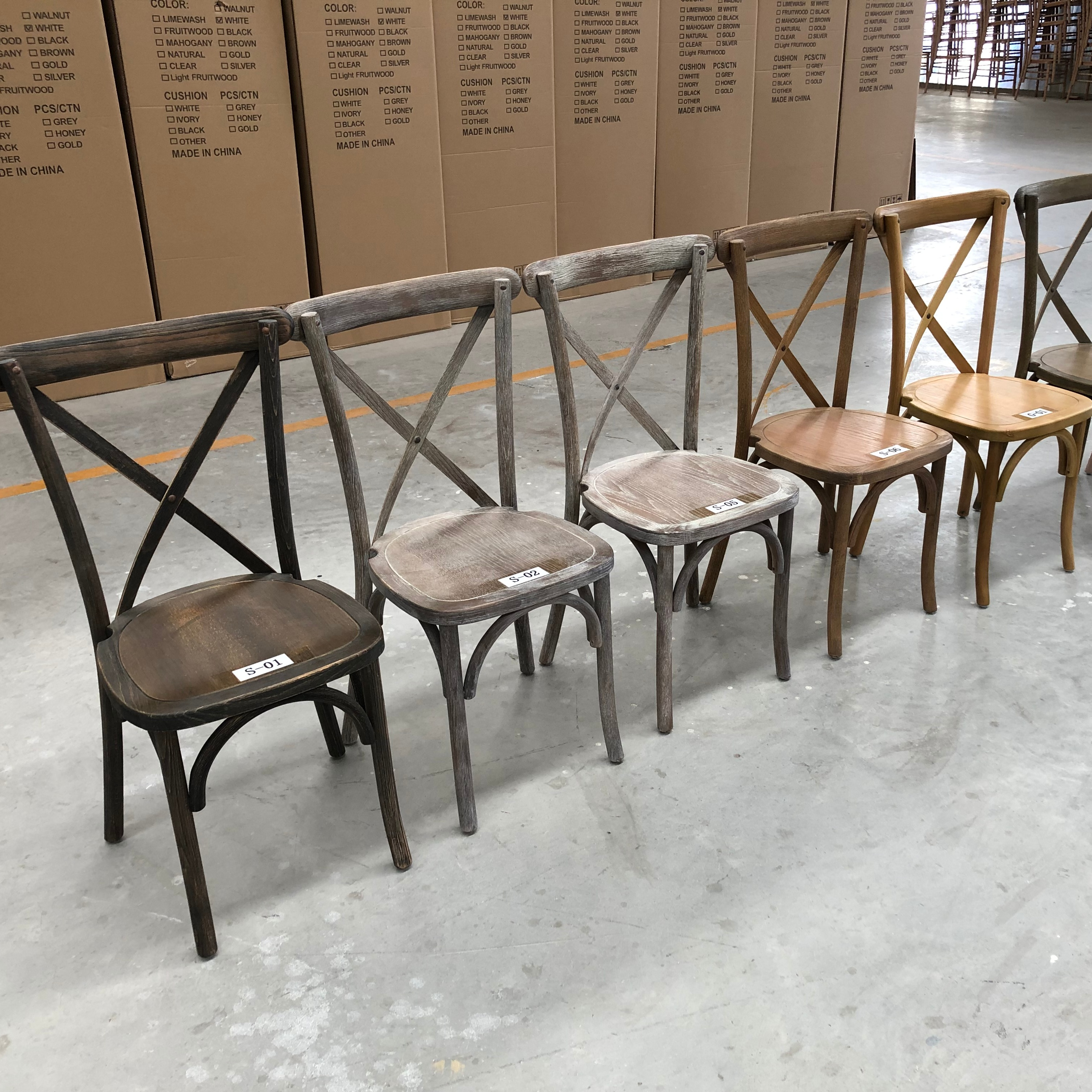Wholesale High Quality X Cross Back Dining Chair Colorful Tuscan Crossback Chair Buy Cross Back Chair Dining Chair Wedding Chair Product On Alibaba Com