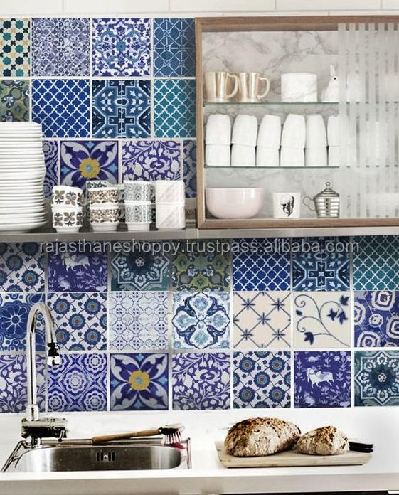 1 Size Astoria Décor Matt Porcelain Tiles