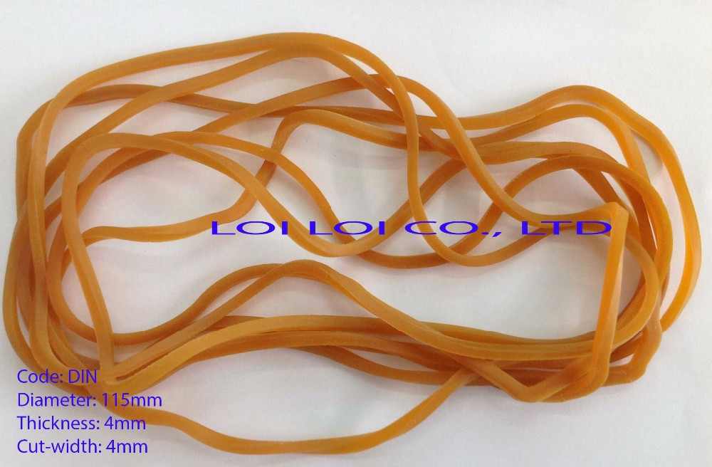 Rubber Band Power And Strong Airplane Type Rubber Bands
