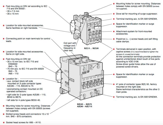 diagram abb 145 30 contactor wiring diagram full version hd