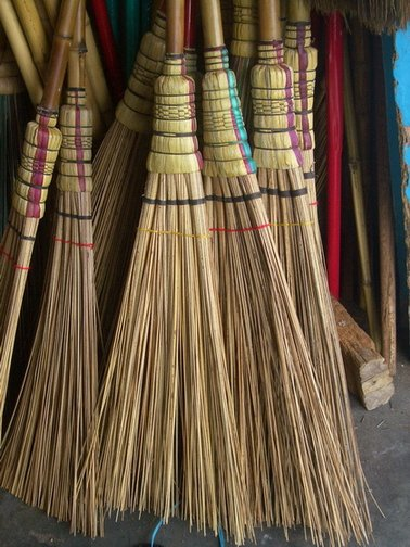 New Design Coconut Broom Coconut Broom Stick Made In