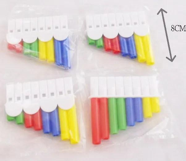 sacs a son en plastique pour enfants tubes cadeaux de fete sacs a bruit remplissage de fouet pinat jouets de electricien buy sound pan pipes kid