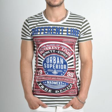 Image result for t-shirt of horizontal line