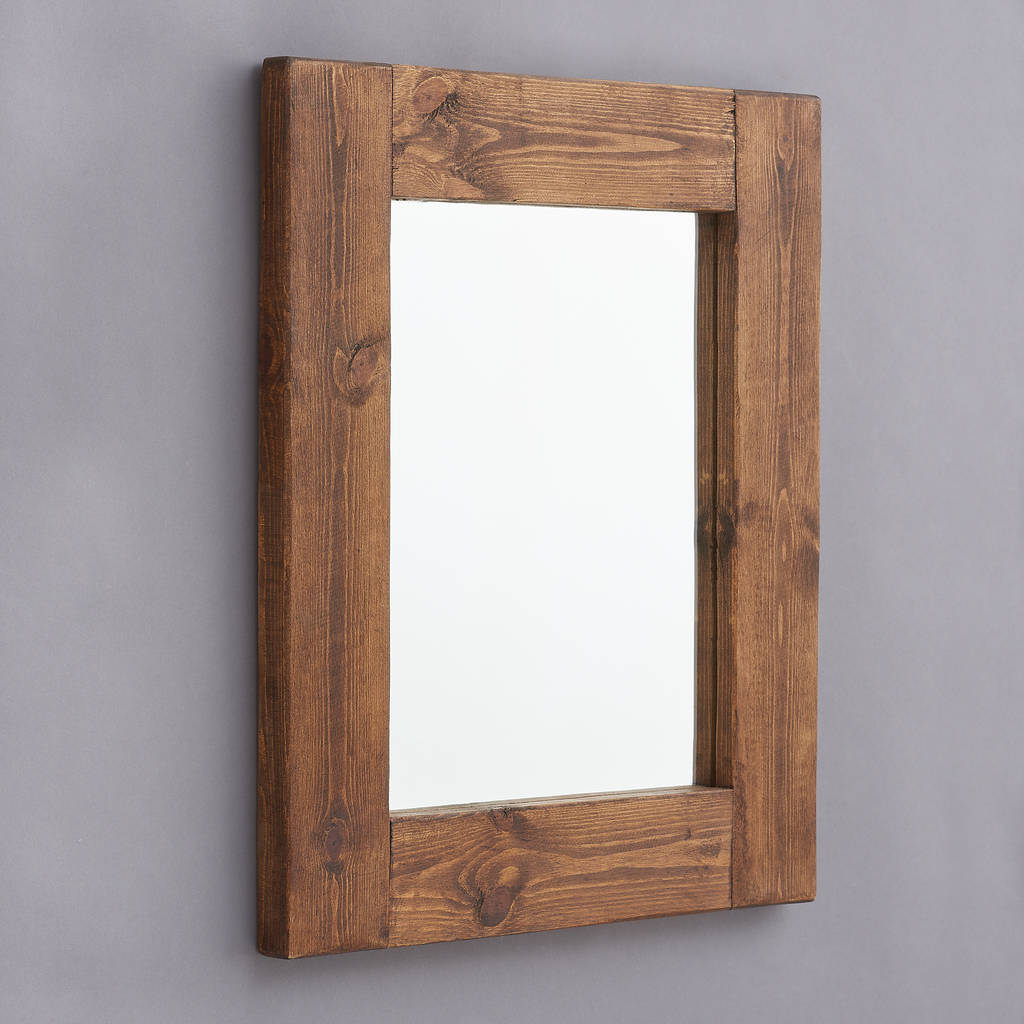 rustic wooden frame mirror buy decorative wooden framed mirror brass framed mirrors 12x12 mirror frame product on alibaba com