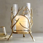 Gold Tree Branches Hurricane Candle Holder Buy Gold Tree Branches Hurricane Candle Holder Metal Candle Holder Wedding Table Decorative Candle Holder Centerpiece Product On Alibaba Com