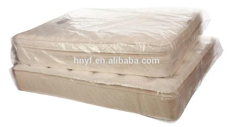 sac protecteur de matelas en plastique housse de canape et de meubles pour le rangement nuptial ou les demenagements buy sac de matelas pour le