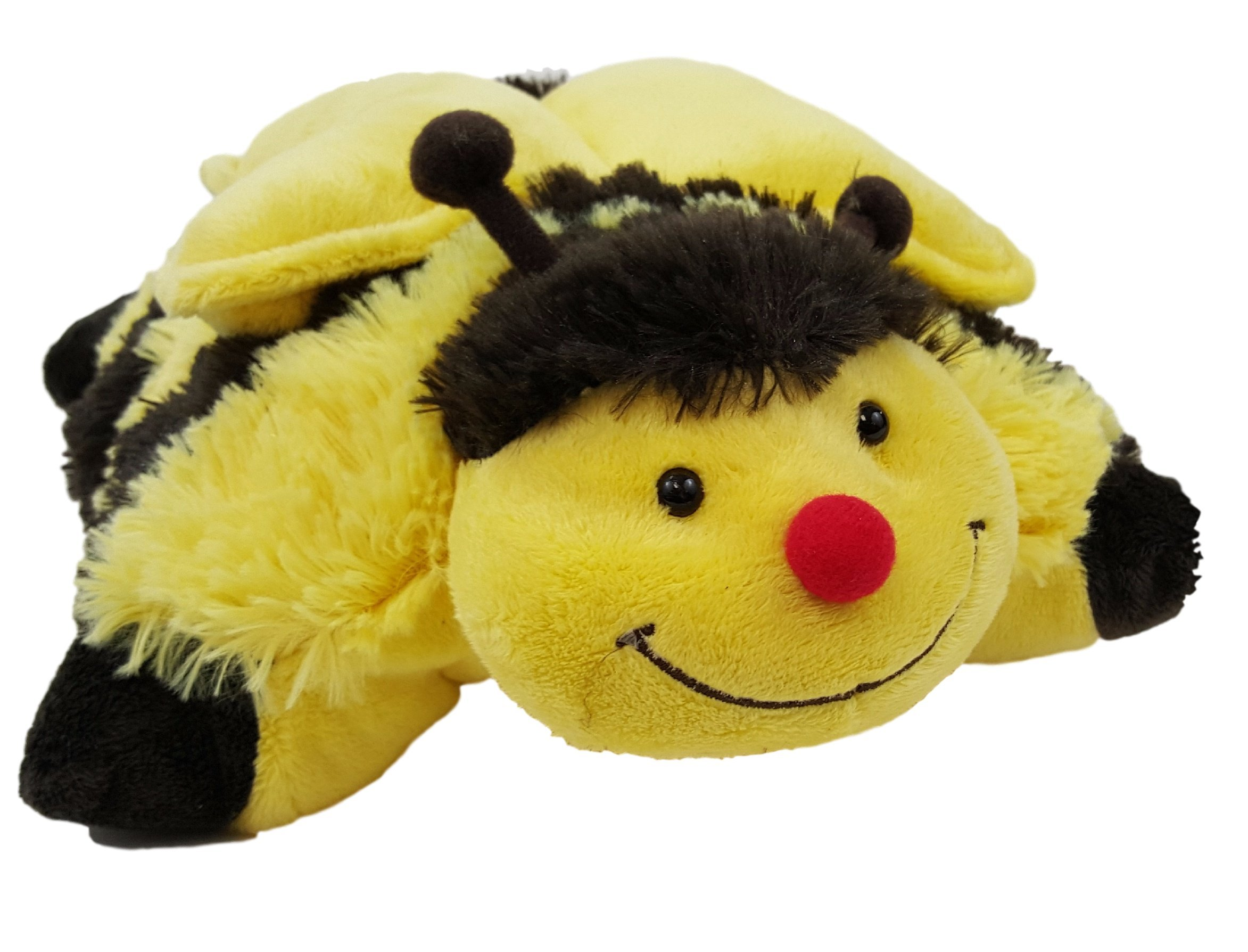 get quotations pillow pets pee wees bumble bee