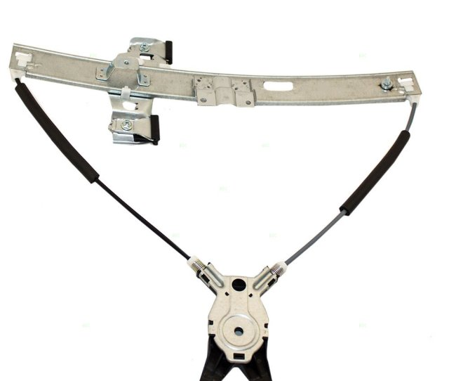 Get Quotations  C2 B7 Drivers Rear Power Window Lift Regulator Replacement For Pontiac 15869655