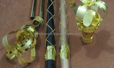 Wooden Drum Major Batons | Wooden Thing