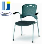 Modern Metal Frame Stackable Waiting Plastic Office Stacking Chair For Training Waiting Meeting 33a P9 Buy Modern Stackable Plastic Chair Metal