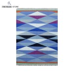 Designer Handmade Colorful Cotton Rajasthan Kilim Dari