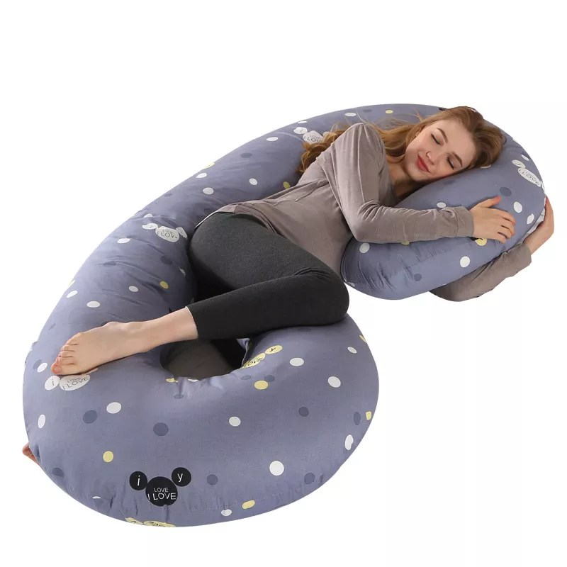 bamboo comfort chiropractic pregnant maternity 1 piece nursing baby c shape pregnancy pillow for pregnancy buy c shape pregnancy pillow pregnancy