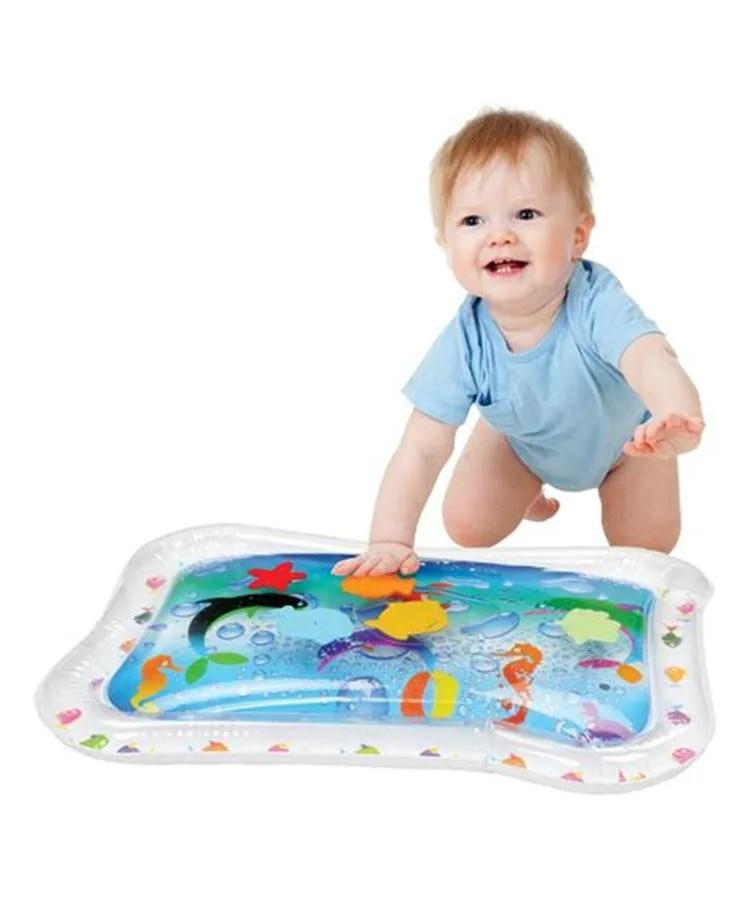 tapis d eau gonflable pour bebe carpette d exterieur pour jouer amusant en forme de poisson de mer jouet amusant vente en gros buy tapis d eau