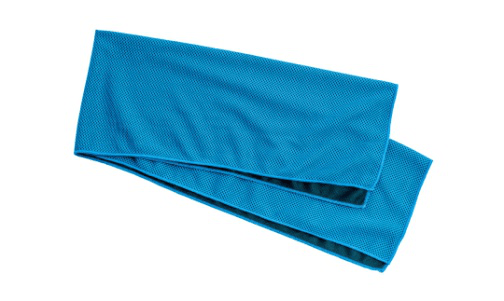 Custom print pva microfiber sport cooling towel with your logo