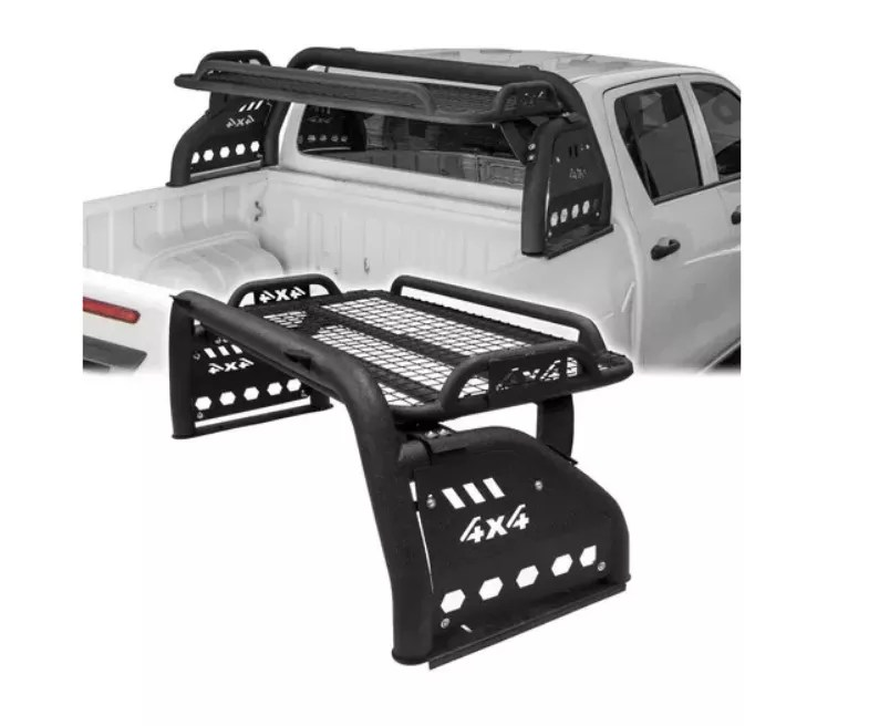 universal 4x4 roll bar with roof rack luggage carries for hilux triton l200 navava d max amarok rangers raptor f150 buy universal 4x4 roll bar roll