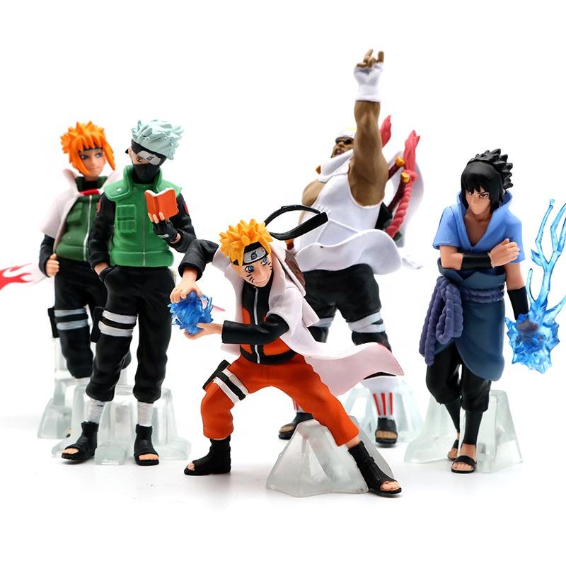Tokoh Aksi Jepang Mainan Figur Anime Garasi Hadiah Dekorasi Meja Mobil Hadiah Cosplay Souvenir Anak Anak Naruto Mainan Action Figure Buy Naruto Action Figure Mainan Naruto Action Anime Gambar Mainan Product On